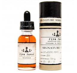 Bowden's Mate by Five Pawns