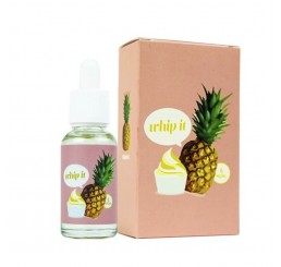 Pineapple Froyo by CRFT