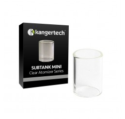 KangerTech Subtank Mini Pyrex Glass Replacement Tube