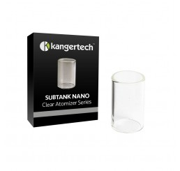 KangerTech Subtank Nano Pyrex Glass Replacement Tube
