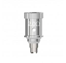 Liqua Q Dual Coil Atomizer (5 pack)