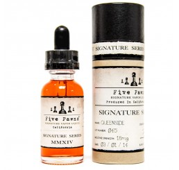 Queenside by Five Pawns